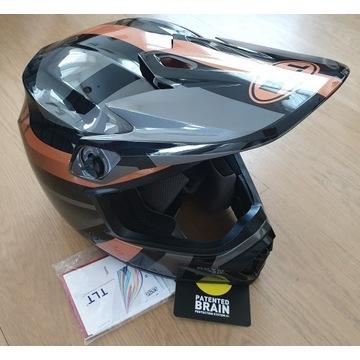 Kask motocyklowy Bell MX-9 MIPS Rozmiar L