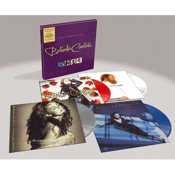 BELINDA CARLISLE The Vinyl Collection 1987-1993