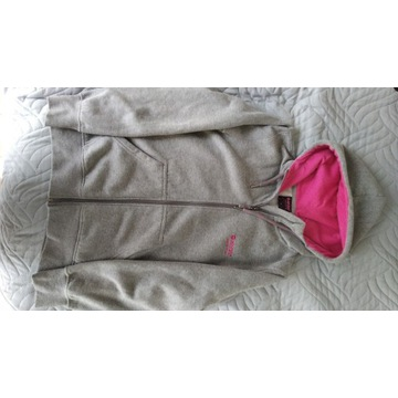 Rozpinana bluza z kapturem Hi-Tec M