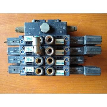 WYSPA ZAWOROWA Elektrozawór Telemecanique 4szt