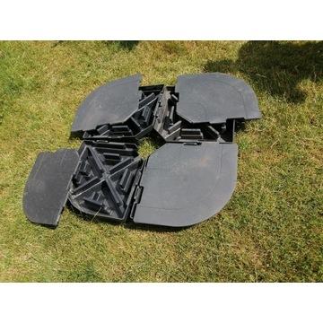 Obciążnik stopy parasola ogrodowego