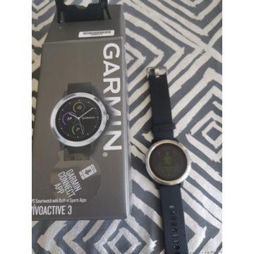 Garmin Vivoactive 3 smartwatch sportowy