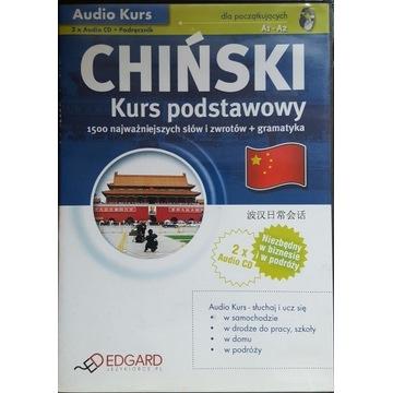 Chiński Kurs podstawowy Audio Kurs 2 x Cd