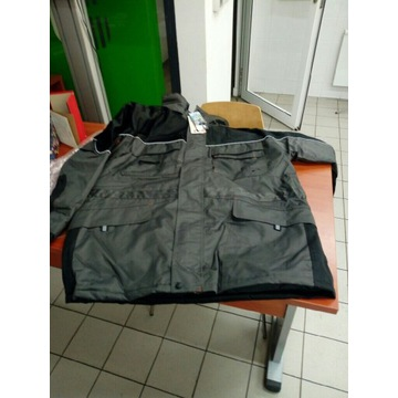 Kurtka bhp wodoodporna l&h fabric