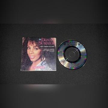 "Donna Summer-I Don't Wanna Get Hurt 3""cd singiel"