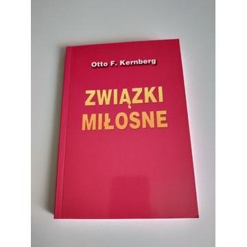 """NOWA książka """"Związki miłosne"""" Otto F. Kernberg"""