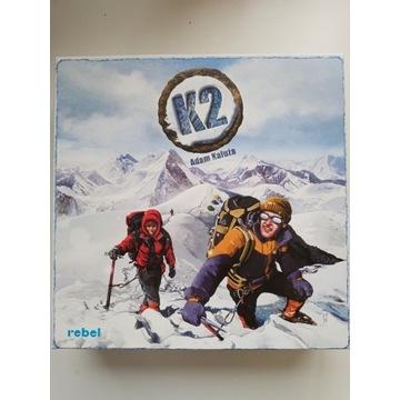 Gra planszowa K2 nowa edycja