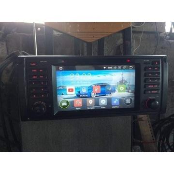 Radio android bmw 2/16GB wifi gps navi E39 E53