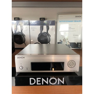 Odtwarzacz strumieniowy Denon DNP-F109(srebrny)