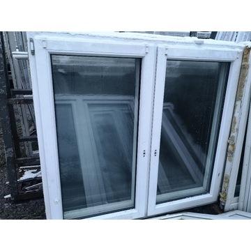 Okna PCV białe