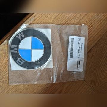 Emblemat BMW bagażnik dachowy nowy 51767288752