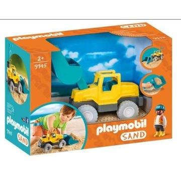 Koparka Do Piasku Playmobil figurka zestaw