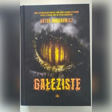 Gałęziste(nowe wydanie) A. Urbanowicz z autografem