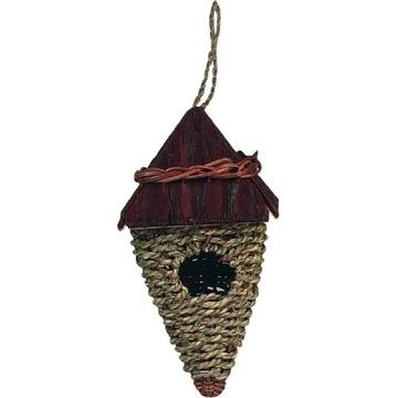 Gniazdko wiszące- zeberka, amadyna