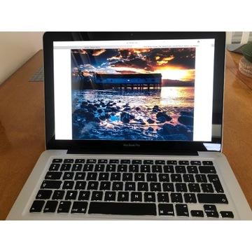 Macbook Pro 13 i5 8GB Ram 120GB  SSD + 320 GB HDD