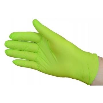 Rękawiczki nitrylowe XS, S, M, L  Wysyłka 24h!