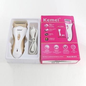 Golarka elektryczna KeMei dla kobiet