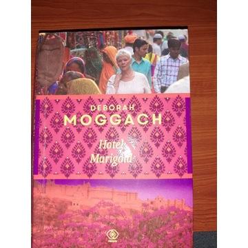 "książka ""Hotel Marigold"" autor Deborah Moggach"