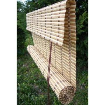 Nowe Rolety bambusowe tkane WYPRZEDAŻ  od 60 zł