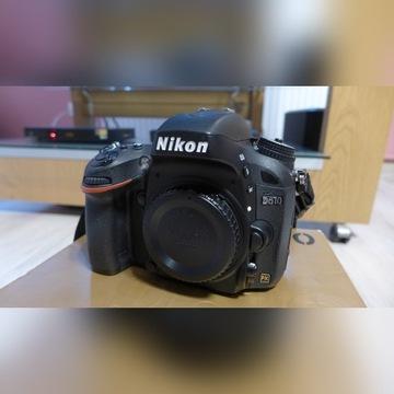 Body Nikon D610 stan bardzo dobry przeb 12 tys zdj