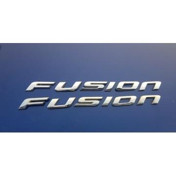 Emblemat, znaczek ford fusion mk5