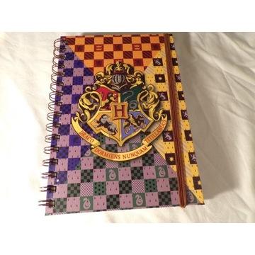 Harry Potter. Notes, zeszyt, notatnik. A5