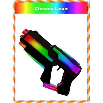 Roblox Murder Mystery 2 Chroma Laser