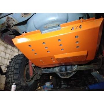 Osłona zbiornika Jeep Grand Cherokee Wj/Wg kolor