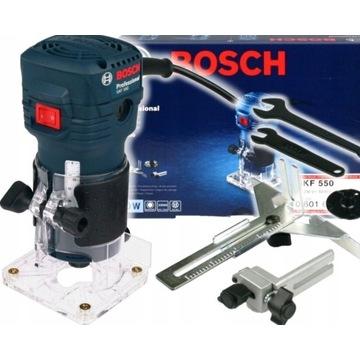Frezarka Bosch GKF 550