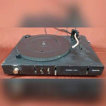 Unitra gramofon Fryderyk G-620 niekompletny