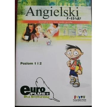 Kurs języka angielskiego dla młodzieży Europlus