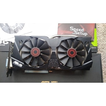 ASUS GeForce GTX 970 Strix OC 4 GB GDDR5