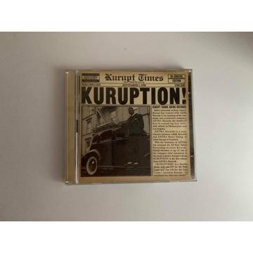 Kurupt - Kuruption [5++] USA Dr. Dre, Snoop Dogg