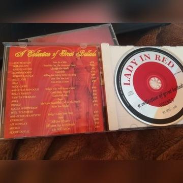 Płyta CD Lady in Red