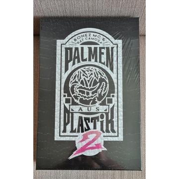 PALMEN AUS PLASTIK 2 BOX 187 STRASSENBANDE, NOWY!