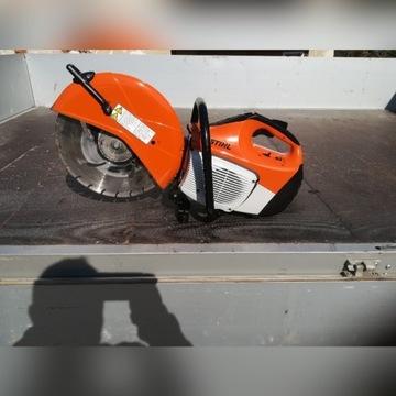 Przecinarka/Piła do betonu Stihl TS 420. Jak nowa