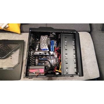 Zestaw gracza: i5-750/GTX-1060/Hyper-X 12 GB / SSD