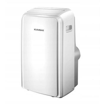 Super 4w1 Klimatyzator Przenośny Kaisai 3,5kW NOWY