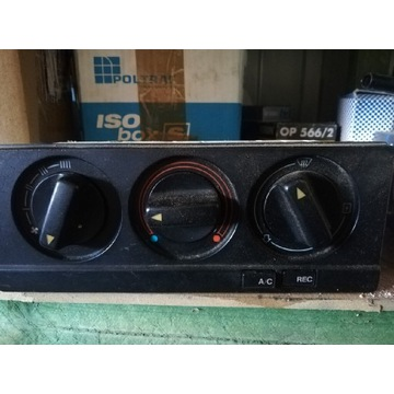 Panel klimatyzacji nawiewów Audi 90 b3 80 b3 b4