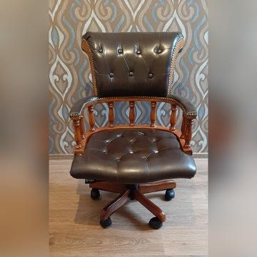 Elegancji fotel obrotowy / krzesło obrotowe