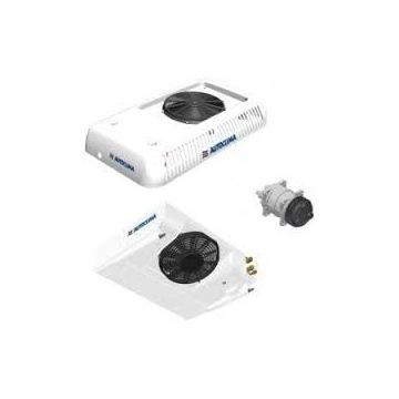 Nowy agregat chłodniczy Autoclima +montaż+izolacja