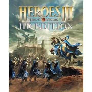 Heroes of Might & Magic III 3 KEY + GRA BONUS