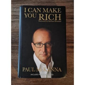 I Can Make You Rich R. Branson P. McKenna + CD exl