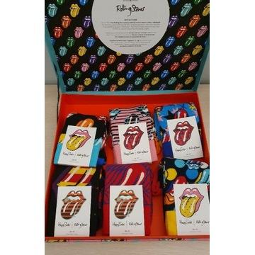 Skarpetki Happy Socks Rolling Stones 36-40