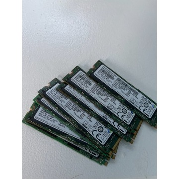 DYSK SSD M.2 NVMe SAMSUNG 256 GB PM951 MZ-VLV2560
