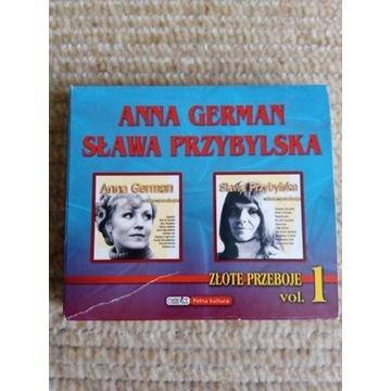 Anna German kolekcja CD BOX + wydawnictwa