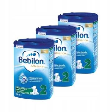 Mleko następne Bebilon Profutura 2 800 g 590343