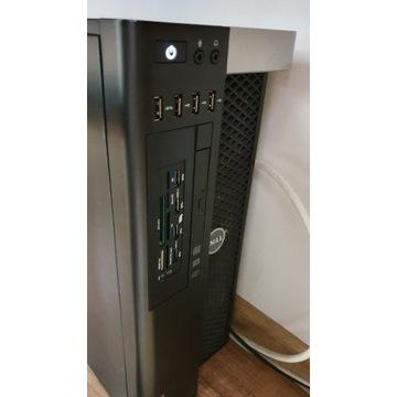 DELL Precision 5810 GTX 1660 SUPER 16GB 2x500SSD