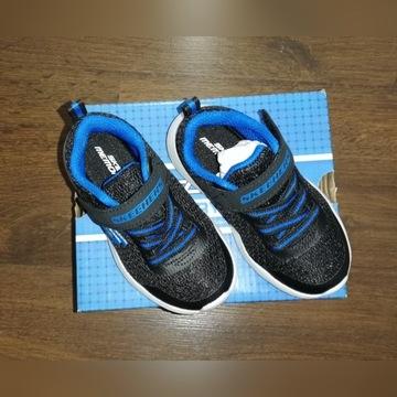 Sneakersy chłopięce Skechers