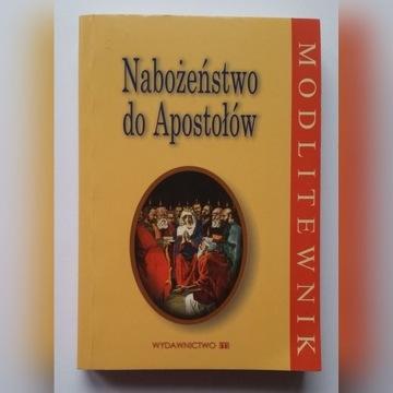 modlitewnik Nabożeństwo do Apostołów